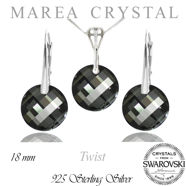 Souprava Twist Silver Night