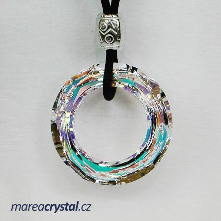 Náhrdelník se Swarovski ELEMENTS Cosmic Ring ba58ede0921