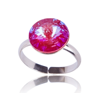 Prsten Rivoli Royal Red DeLite