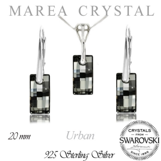 Souprava Urban Silver Night