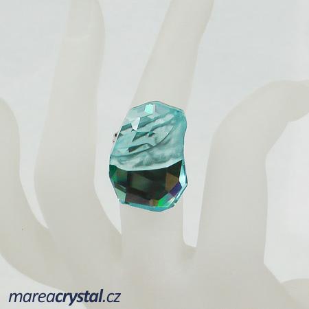 Prsten Swarovski ELEMENTS Divine Rock 27mm